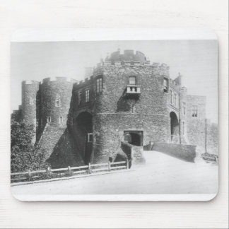 View of the Constable's Gate, built 1221-27 Mouse Pad