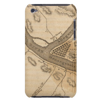 View of the Country round Pittsburg iPod Touch Case-Mate Case