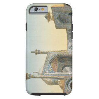 View of the Courtyard of the Mesdjid-i-Shah, Isfah Tough iPhone 6 Case