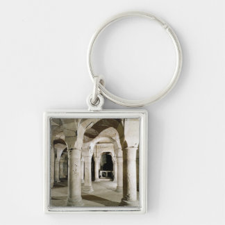 View of the crypt key chain