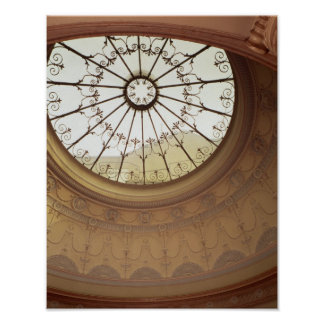 View of the cupola, c.1773-7 poster