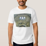 View of the cupola with angel musicians t shirt