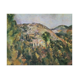 View of the Domaine Saint-Joseph late 1880s Stretched Canvas Prints