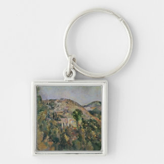 View of the Domaine Saint-Joseph late 1880s Keychains