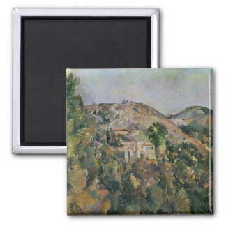 View of the Domaine Saint-Joseph late 1880s Refrigerator Magnets