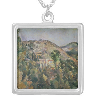 View of the Domaine Saint-Joseph late 1880s Jewelry