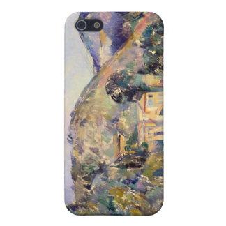 View of the Domaine Saint-Joseph - Paul Cézanne iPhone 5 Case