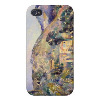 View of the Domaine Saint-Joseph - Paul Cézanne iPhone 4/4S Covers
