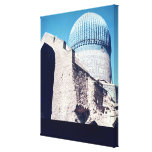 View of the dome, Timurid period, c.1403 Stretched Canvas Print