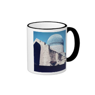 View of the dome Timurid period c 1403 Coffee Mugs