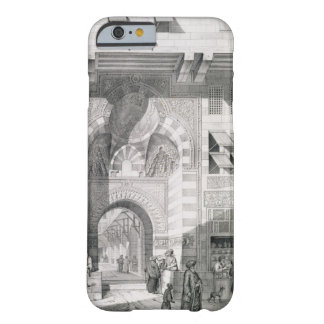 View of the Door of Okal Kaid-Bey, from 'Monuments Barely There iPhone 6 Case