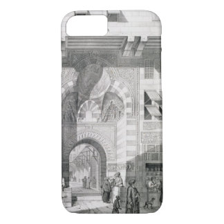 View of the Door of Okal Kaid-Bey, from 'Monuments iPhone 8/7 Case