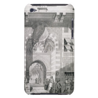 View of the Door of Okal Kaid-Bey, from 'Monuments iPod Touch Case
