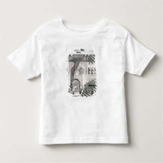 View of the Door of Okal Kaid-Bey, from 'Monuments Toddler T-shirt