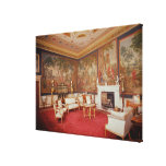 View of the drawing room gallery wrapped canvas
