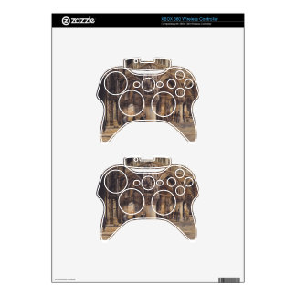 View of the Ducal Palace in Venice  Rudolf von Alt Xbox 360 Controller Skins