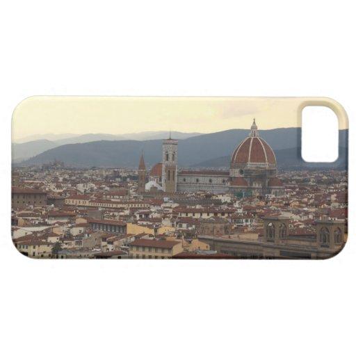 View of the Duomo Santa Maria Del Fiore in iPhone 5 Cases