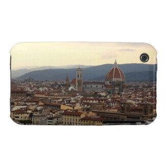 View of the Duomo Santa Maria Del Fiore in iPhone 3 Case-Mate Cases