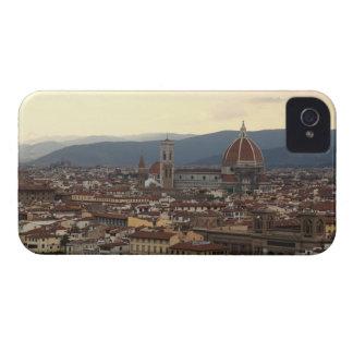 View of the Duomo Santa Maria Del Fiore in iPhone 4 Case-Mate Cases
