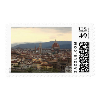 View of the Duomo Santa Maria Del Fiore in Postage