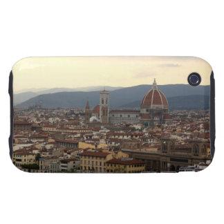 View of the Duomo Santa Maria Del Fiore in Tough iPhone 3 Cases