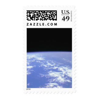 View of the Earth From Space Postage Stamps
