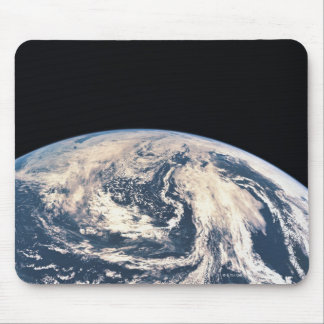 View of the Earths Surface Mouse Pad