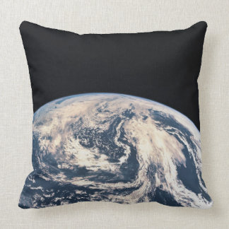 View of the Earths Surface Pillow