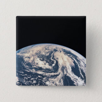View of the Earths Surface Pinback Button