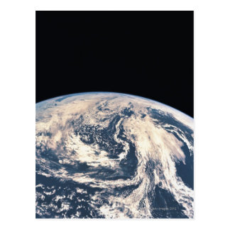 View of the Earths Surface Postcard