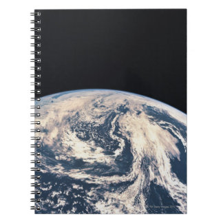 View of the Earths Surface Spiral Notebook