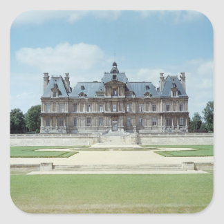 View of the East facade of Chateau de Maisons Stickers
