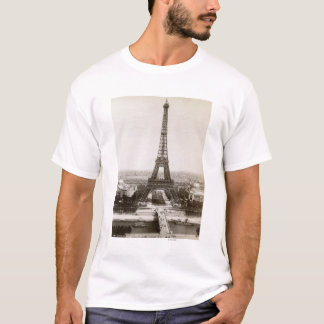 View Of The Eiffel Tower, 1900 T-Shirt