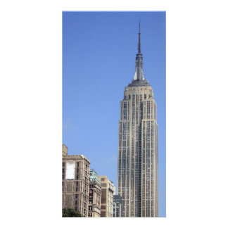 View of the Empire State Building Card