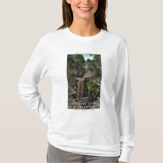 View of the Entrance to Judgment Hall of Plato T-Shirt