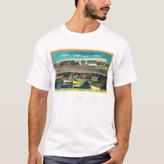 View of the Exposition Fish Grotto T-Shirt