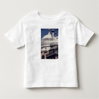 View of the exterior, 1815-23 tee shirt