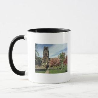 View of the exterior, built 1093-1280 mug