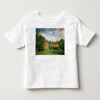 View of the exterior, designed for William Toddler T-shirt