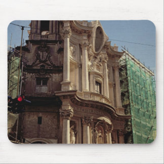 View of the exterior fa�ade mouse pad