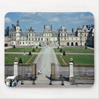 View of the exterior mouse pad