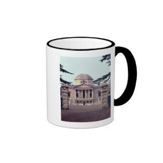 View of the exterior ringer coffee mug