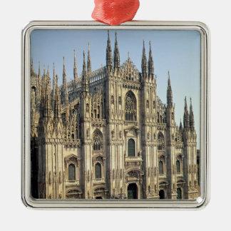 View of the facade, begun 1386 christmas tree ornaments