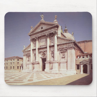 View of the facade, built 1607-11 mouse pad