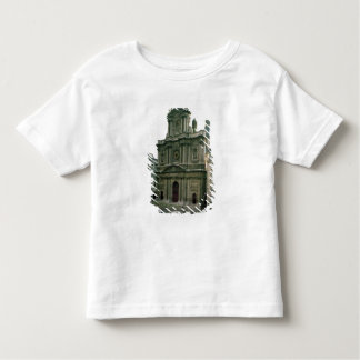 View of the facade, built 1627-41 toddler t-shirt