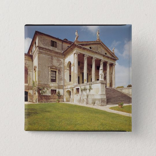 View of the facade, c.1566-67 button