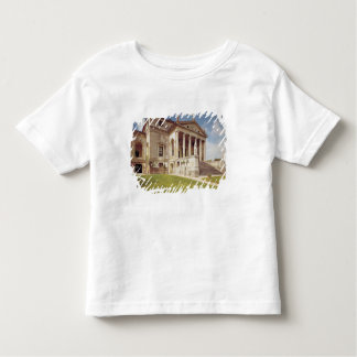 View of the facade, c.1566-67 toddler t-shirt