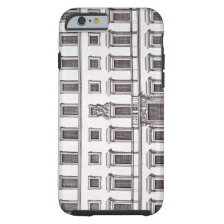 View of the facade of Palazzo Marchese, Rome, desi Tough iPhone 6 Case
