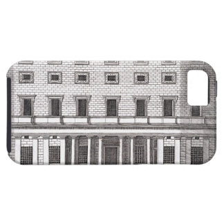 View of the facade of Palazzo Massimi alla Valle, iPhone SE/5/5s Case