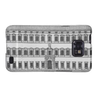View of the facade of the Lateran Palace Rome co Galaxy SII Cases